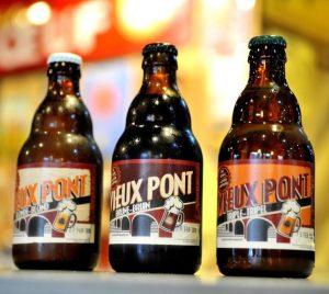 Les bières Vieux Pont
